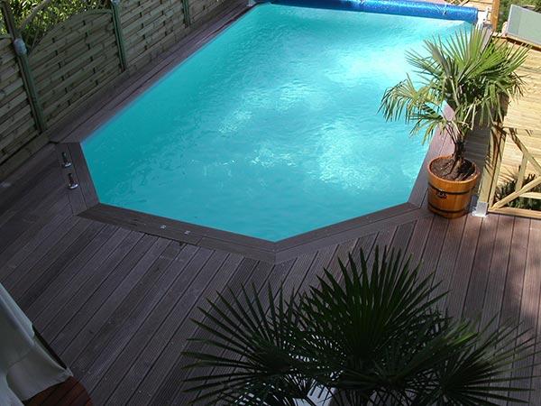 Vendeur de piscines en bois dans les vosges for Accessoire piscine epinal