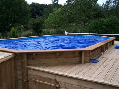 Piscines bois piscine bois vosges piscines en bois epinal for Piscine epinal